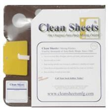 CLEAN SHEETS CS100 12