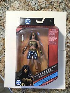 DC Multiverse- Super Friends Wonder  6 inch action figure NIB C R Other & COMIC