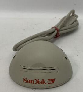 Sandisk Imagemate (SDDR-09) VINTAGE USB Compact Flash Card Reader - TESTED