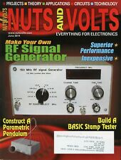 Nuts and Volts Magazine June 2014 Make Your Own RF Signal Generator