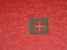 [SCOUTISME] VINTAGE 1940s MERIT  BADGE BREVET FRENCH BOY SCOUTS Unused First Aid