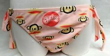 Paul Frank Swimsuit Bottom Size XL NWT Julius & Friends Monkey Tie Sides