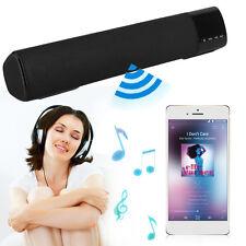 TV Home Theater Soundbar Bluetooth Sound Bar Speaker System Subwoofer USA VP