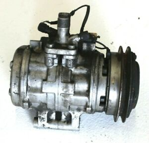 BMW OEM DENSO E30 M20 R134 AIR CONDITIONING COMPRESSOR 64521386256 325IS 325