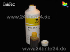 250ml Inchiostro InkTec CISS DYE INK PER STAMPANTE BROTHER Y Yellow lc985 lc123 lc127
