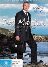 DOC MARTIN Season 3 : NEW DVD