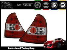 FEUX ARRIERE ENSEMBLE LTRE12 RENAULT CLIO II 1998 1999 2000 2001 RED