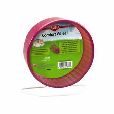 Small Quiet Exercise Wheel With Heavy Duty Stand For Hamster Rat Gerbil Hedge