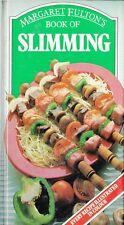 1980s VINTAGE COOKBOOK: MARGARET FULTON'S BOOK OF SLIMMING 1983 HB