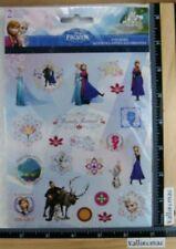 Sandylion DISNEY FROZEN Stickers 2 SHEETS ANNA ELSA FAMILY FOREVER MORE