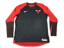 Новые Nike Chicago Bulls-мужская рубашка с длинным рукавом (несколько размеров)