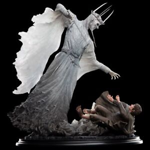 THE WITCH-KING & FRODO AT WEATHERTOP - Lord Of The Rings LOTR- WETA no sideshow