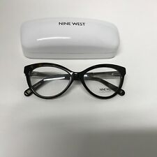 c0c98e7c3f New 100% Authentic NINE WEST Tortoise Eyeglasses Frames NW5077 206 51-16-135