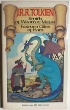 SMITH OF WOOTON MAJOR & FARMER GILES OF HAM by JRR Tolkien (1969) Ballantine pb