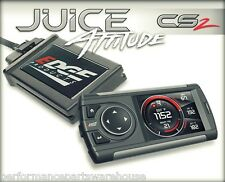 EDGE JUICE WITH ATTITUDE CS2 06-07 GM DURAMAX 6.6L +100HP