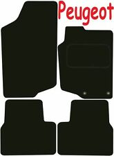 Peugeot 207 DELUXE QUALITY Tailored mats 2006 2007 2008 2009 2010 2011 2012 2013