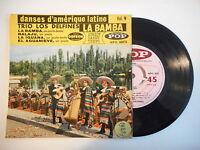 TRIO LOS DELFINES : LA IGUANA - LA BAMBA ► EP / 45 ◄ PORT GRATUIT