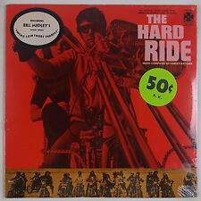 THE HARD RIDE: Biker Soundtrack Harley Hatcher SEALED USA Paramount Orig LP '71