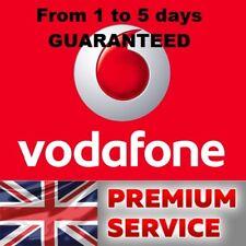Vodafone UK iPhone Unlock Service **100% OFFICIAL FACTORY UNLOCK**