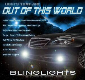 2013 2014 2015 Lancia Flavia  Fog Lamps Driving Lights Kit