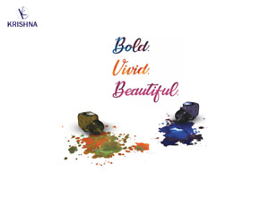Krishna Ink (By Bottle) - Super Rich, RC, Mix Your Ink, Iron Gall & Lyrebird
