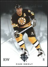 2011/12 UD Upper Deck Ultimate Collection CAM NEELY Card #4....#035/399