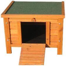 New Small Animals Pet Rabbit Guinea Pig Weatherproof Garden Hide House Run Hutch