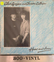 """Clive Gregson And Christine Collister """"Home And Away"""" Vinyl LP Ex Con"""