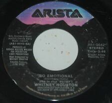 Whitney Houston 45 So Emotional / For The Love Of You