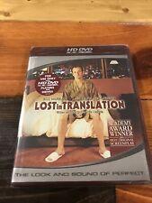 Lost in Translation Bill Murray Hd Dvd