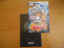 Notices Wicked Monster Blast !  ~ Nintendo Wii