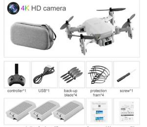 UAV HD WiFi FPV Camera High Quality Folding Drone Glider LED Light Four Rotor Ho