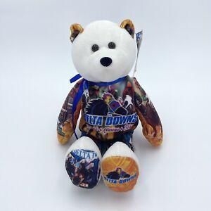 Delta Downs Racetrack Decorative Plush Bear Limited Treasures