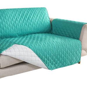 Waterproof Sofa Cover Pet Mat Armchair Furniture Protector Slipcover 1/2/3 Seat