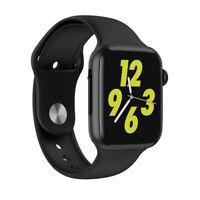 Smart Watch G3 Montre connectée intelligente bracelet Bluetooth sport Noir