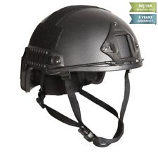 Elite-Armor ARCH Bulletproof helmet Black | NIJ level IIIA