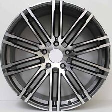 "4 x brand-new Alloy Wheels 9jx21"" + 10jx21"" fit Porsche MACAN S, Diesel, Turbo"