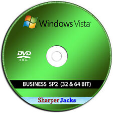 Windows Vista Business 32/64-Bit Install / Reinstall / Restore / Recovery Repair