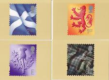(05779) GB PHQ Postcards Scotland Pictorials D12 1999 mint