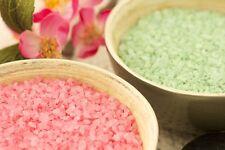 Bath Salts (100) 1.5 oz Packs ~150 Scents - 20 Colors~ Wedding - Shower Favors