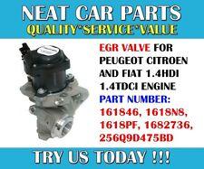 Vanne EGR Pour Peugeot 107 206 207 1007 BIPPER 05 & gt à partir 1618pf oem partie!!