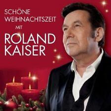 ROLAND KAISER - SCHÖNE WEIHNACHTSZEIT MIT ROLAND KAISER  CD  SCHLAGER  NEU