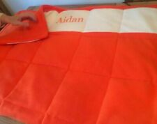 9 lb PERSONALISED WEIGHTED THERAPY BLANKET, Autism, Aspergers, ADHD, Sensory