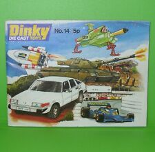 Dinky / 1978 No 14 Catalogue