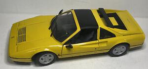 1:18 Ferrari 328 GTS Yellow Anson