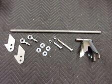 "DIY Hotrod Streetrod Panhard Bar kit w/ weld on axle tube bracket for Ford 9"""