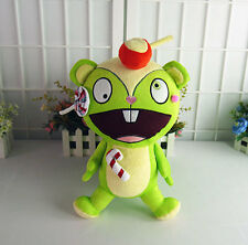 Happy Tree Friends HTF Nutty 15 inches Anime Green Stuffed & Plush Cartoon Doll