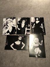 Cyndi Lauper Memphis Blues Official Postcards