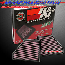 """IN STOCK"" K&N 33-2407 OE PANEL AIR INTAKE FILTER 07-10 BMW X5 4.8L V8"