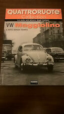 rare book VW VOLKSWAGEN BEETLE MAGGIOLINO MAGGIOLONE - 50 pages hard cover